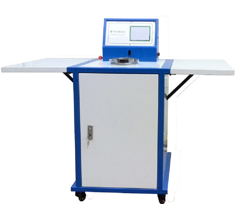 Bi-Directional Fabric Air Permeability Test Equipment  ASTM D737 Professional