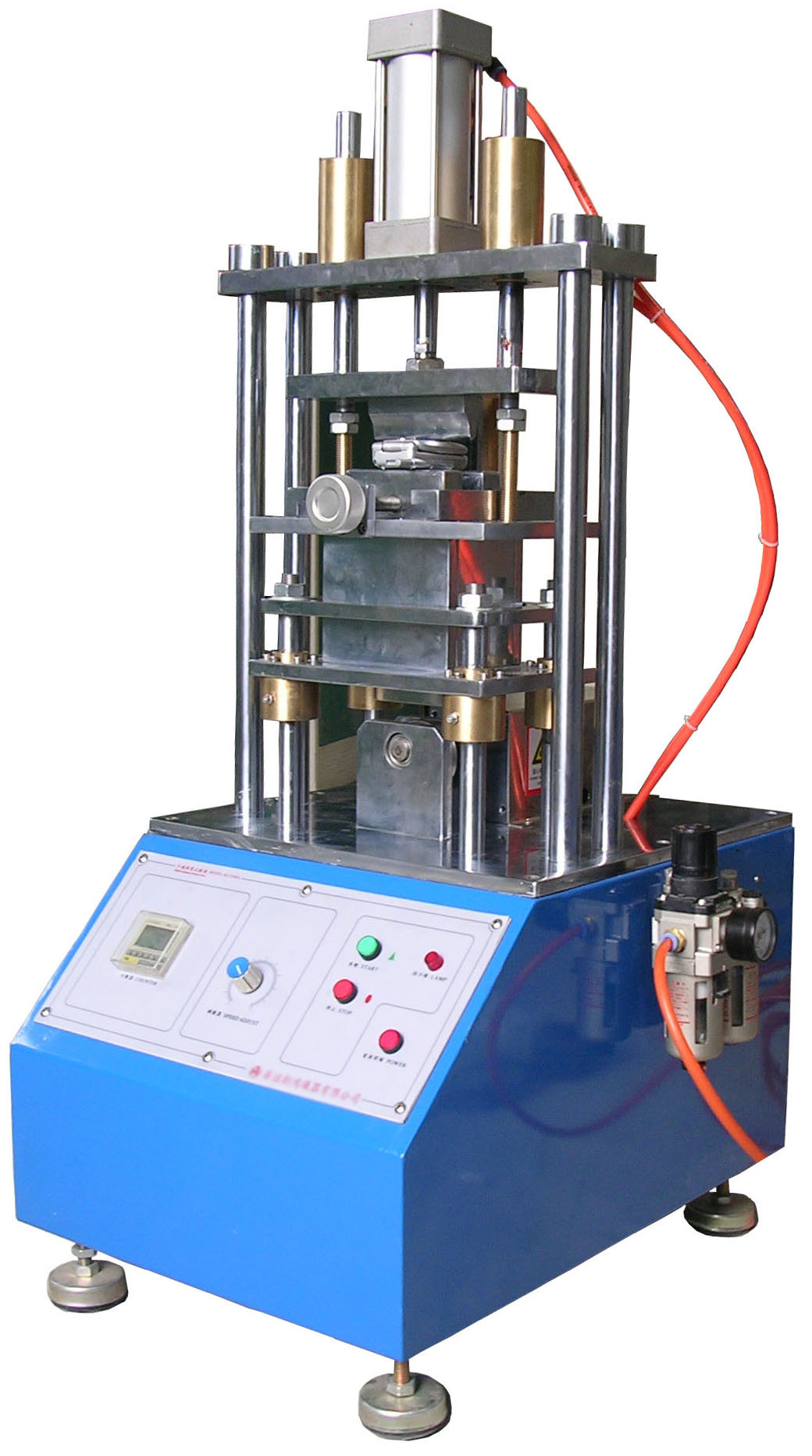 Extrusion Compression Test Equipment For Small Consumer Electronics Such As Mobile Phones