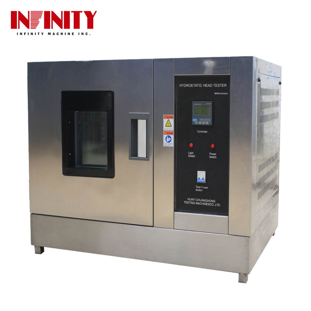 IEC 68 SUS304 Hydrostatic Test Chamber For Soles