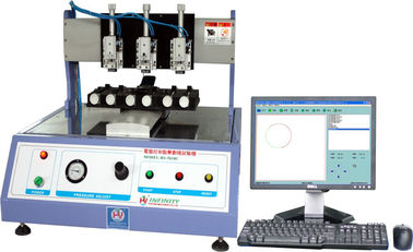 Cina Computerised LCD Touch Panel Tester for Rolling Click Crossed Test pabrik