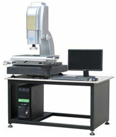 Programmable Manual Image Measurement System High Precision Marble Base